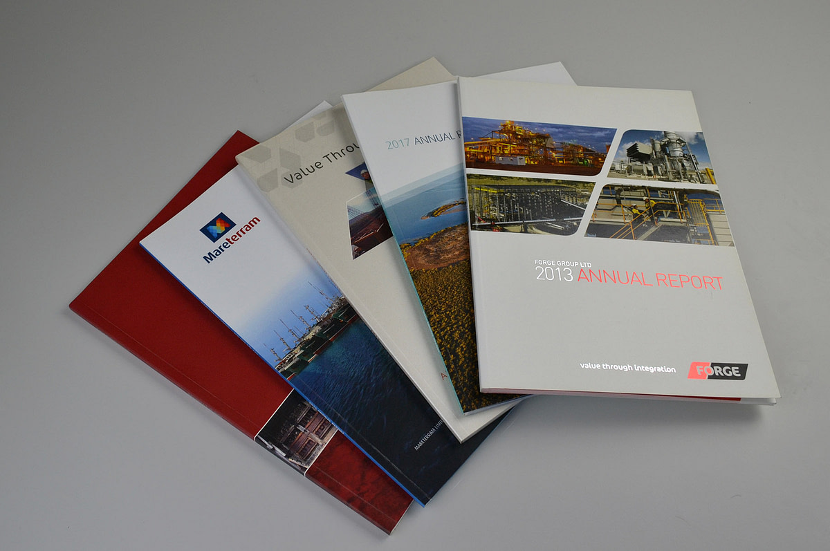 Spirit Graphics | Annual Reports